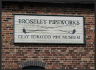 clay pipe factory museum broseley near ironbridge